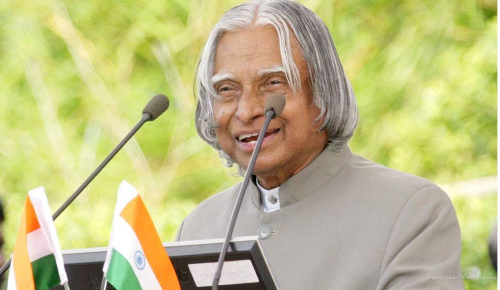 Dr. A. P. J. Abdul Kalam - Missile Man of India